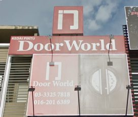 Door World Bandar Botanic