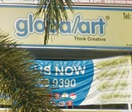 Global Art Bandar Botanic