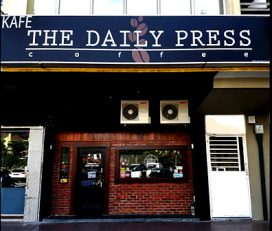 The Daily Press Coffee